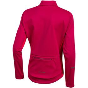 PEARL iZUMi Quest AmFIB Jacket Women cerise/beet red